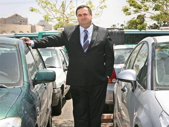 ישראל כץ / צלם: עינת לברון